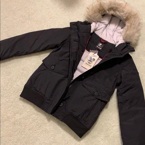 Timberland waterproof coat